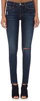 Frame Women's Le Skinny De Jeanne Distressed Jeans