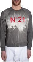 N°21 Crew-neck Sweatshirt