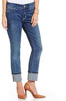 NYDJ Lorena Ankle-Length Boyfriend Jeans
