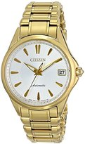 Citizen Women's PA0002-59A Grand Classic Analog Display Automatic Self Wind Gold Watch