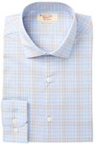 Original Penguin Glen Plaid Slim Fit Dress Shirt