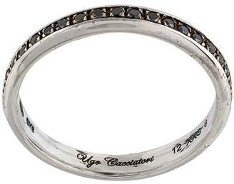 Black Diamond Ugo Cacciatori set ring