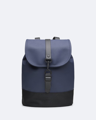 Rains Women's Blue Bags - Drawstring Backpack - Size One Size at The Iconic