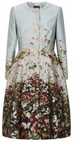 Ted Baker Feelo Entangled Enchantment Print Coat