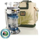 Margaritaville Key West Frozen Concoction Maker with Easy-Pour Jar, Extra-Large Ice Reservoir and Travel Bag