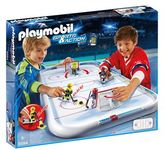 Playmobil Ice Hockey Arena