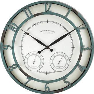 FirsTime & Co. Laguna Outdoor Clock