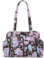Vera Bradley Alpine Floral Stroll Around Baby Bag
