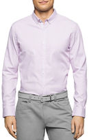 Calvin Klein Long Sleeved Button Down Shirt