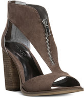 Carlos by Carlos Santana Jury Zip Block-Heel Sandals