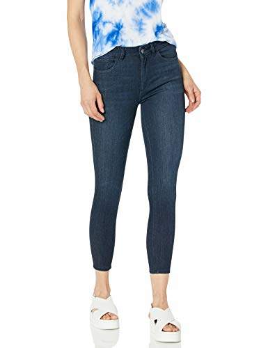 DL1961 Women's Florence Petite Mid Rise Instasculpt Skinny