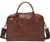 Fossil 'Wyatt' Leather Work Bag