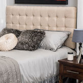 Asstd National Brand Donnelly Full/Queen Upholstered Tufted Headboard