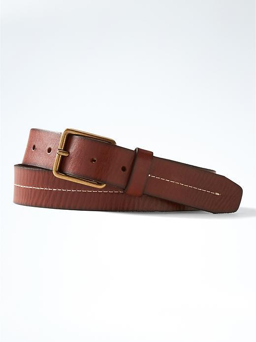 Banana Republic Center Stitched Belt