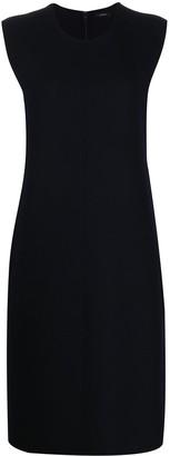 Joseph Sleeveless Knee-Length Shift Dress