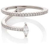 JEN HANSEN - Open Circle Ring - Silver