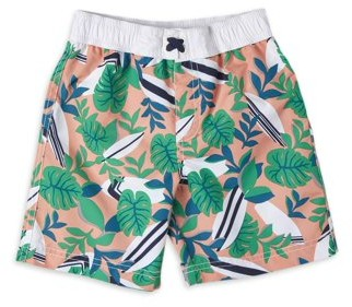 iXtreme Baby Toddler Boy Tropical Swim Trunks