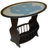 North Carolina Tar Heels End Table