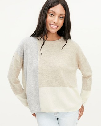 Splendid Logan Colorblock Sweater