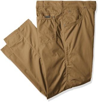 Columbia Men's Chatfield Range Big and Tall 5 Pocket Pant