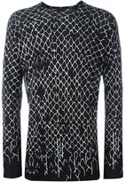 Haider Ackermann 'Montivipera' long sleeve T-shirt