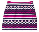 Gymboree Chevron Skirt