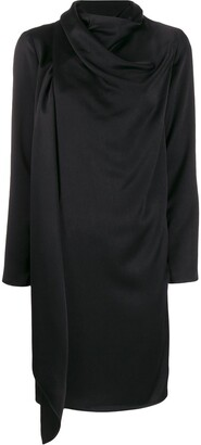 Gianluca Capannolo Draped Dress
