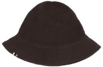 Extreme Cashmere No.166 Harris Stretch-cashmere Bucket Hat - Dark Brown