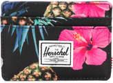 Herschel floral print cardholder