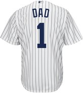 Majestic New York Yankees Dad MLB Men's Cool Base Home Jersey