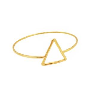 Mirabelle Jewellery Triangle Bangle