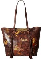 Patricia Nash Benvenuto Convertible Tote Tote Handbags