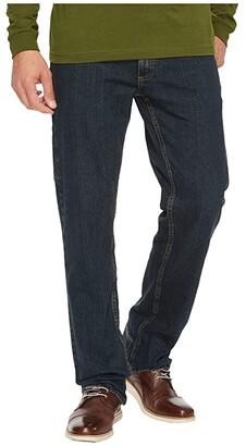 Timberland Grit-N-Grind Flex Denim Work Pants (Dark Denim) Men's Jeans