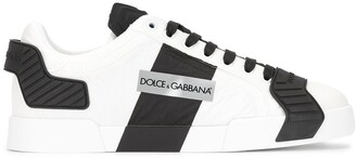 Dolce & Gabbana Logo Low-Top Sneakers