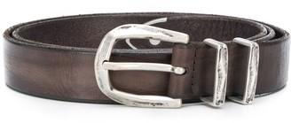 Orciani Buckle Adjustable Belt