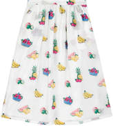 Cath Kidston Summer Fruits Cotton Skirt