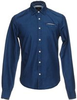 Scotch & Soda Denim shirts - Item 42627215