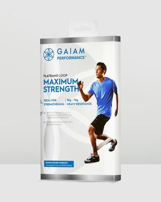Gaiam Performance Flatband Loop Maximum Strength