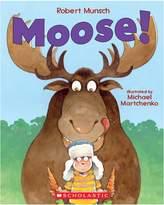Scholastic Moose Book