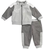 Armani Junior Infant Boy's Track Jacket & Jogger Pants Set