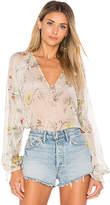 Haute hippie boulevard blouse