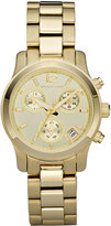 MICHAEL Michael Kors  Round Watch, Golden