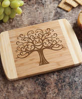 Family Tree Personalized Bamboo Cutting Board
