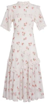 Needle & Thread Desert Rose Ballerina Dress