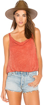 LAmade Liza Tank in Red