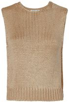 Helmut Lang Silk Knit Shell