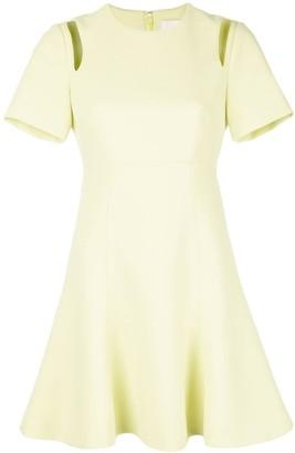 Cinq à Sept Cut Out Shoulder Dress