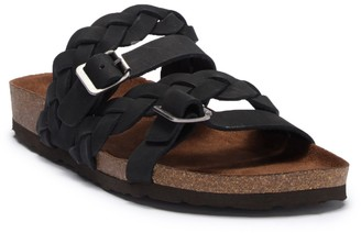 White Mountain Footwear Holland Footbed Sandal