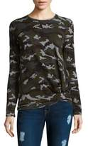 Stateside Twist Camouflage Pullover