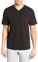Cutter & Buck 'Sida' Regular Fit V-Neck T-Shirt